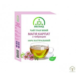Травяной чай «Магия Карпат» с чабрецом